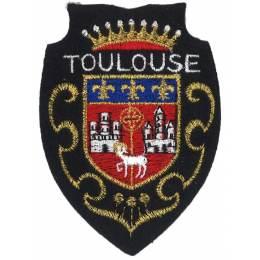 Écusson Toulouse - 233