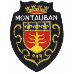 Écusson Montauban - 233