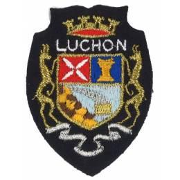Écusson Luchon - 233