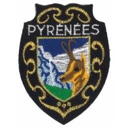Écusson Pyrenees - 233