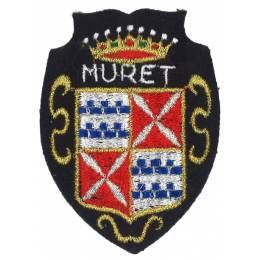 Écusson Muret - 233