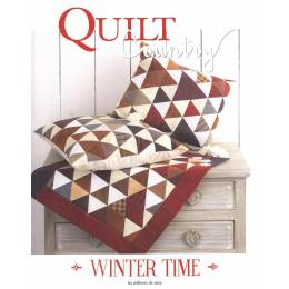 Livre quilt country n°55 - 254