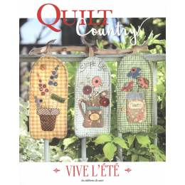 Livre quilt country n°57 - 254