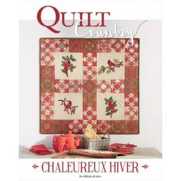 Livre quilt country n°59 - 254