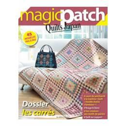 Magazine Magic patch n°3 Les carrés - 254