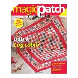 Magazine Magic patch n°4 Log cabin - 254