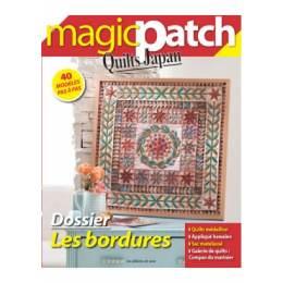Magazine Magic patch n°5 Les bordures - 254