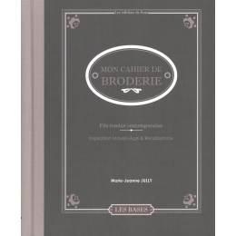 Cahier de broderie - 254
