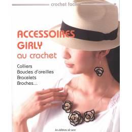 Accessoires girly au crochet - 254