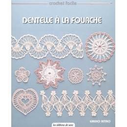 Livre Dentelle à la fourche - 254