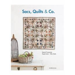Livre Sacs,quilts & co - 254