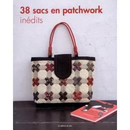 Livre 38 sacs en patchwork - 254