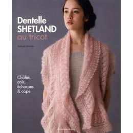 Livre Dentelle shetland au tricot - 254