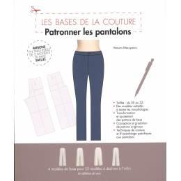 Les bases de la couture- patronner les pantalons - 254