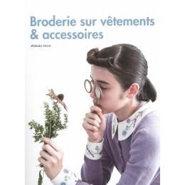 Broderie sur vêtements et accessoires - 254