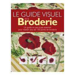 Livre guide visuel broderie - 254