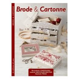 Livre brode et cartonne - 254