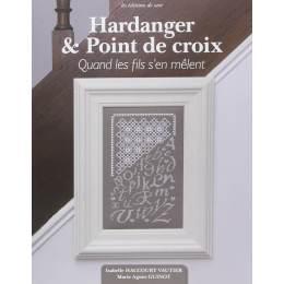 Hardanger & point de croix - 254
