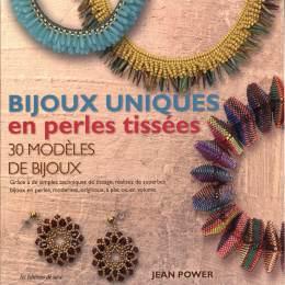 Bijoux uniques en perles tissées - 254