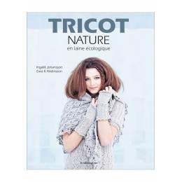 Livre Tricot nature en laine écologique - 254