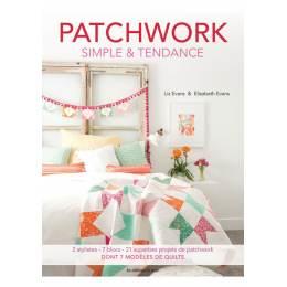 Livre Patchwork simple et tendance - 254