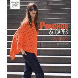 Ponchos et capes au tricot - 254