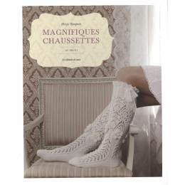 Magnifiques chaussettes au tricot - 254