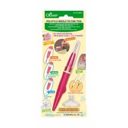 Outil à aiguille pour feutrage forme stylo - 256