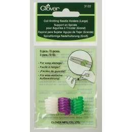 Support aiguille à tricoter spirale gm - 256