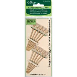 Épingle à tricot en bambou - 256