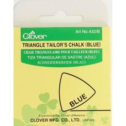 Craie triangulaire bleue - 256