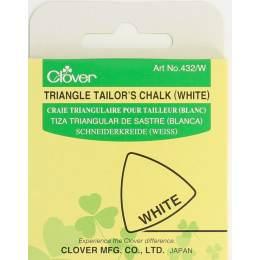 Craie triangulaire blanc - 256