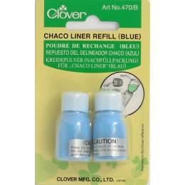 Recharge poudre bleu(2) - 256