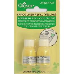 Recharge poudre jaune(2) - 256