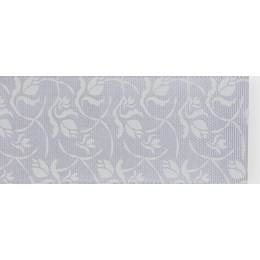 Ruban fantaisie motifs fleurs - 258