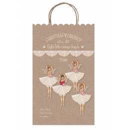 Mini kit Tilda anges ballerines - 26