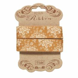Ruban Tilda 20 mm audrey yellow - 26