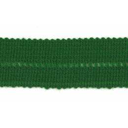 Tresse pre-pliee vert vif - 267