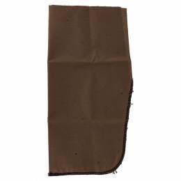Poche pantalon à coudre polyester-1paire-marron