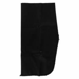 Poche pantalon à coudre coton -1paire-noir