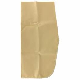 Poche pantalon à coudre coton -1paire-beige