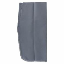 Poche pantalon à coudre coton -1paire-gris