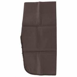 Poche pantalon à coudre coton -1paire-marron - 270
