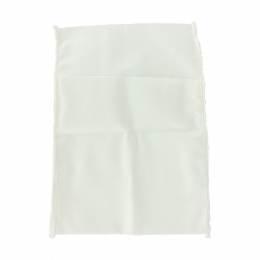Poche veston à coudre polyester-1paire-blanc