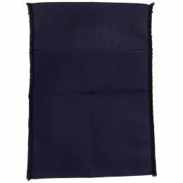 Poche veston à coudre polyester-1paire-marine - 270