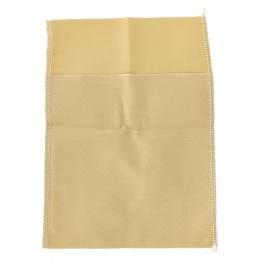 Poche veston à coudre polyester-1paire-beige