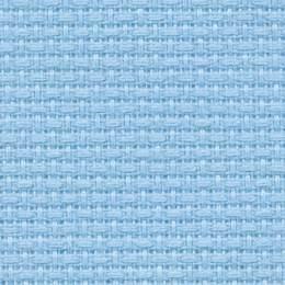 Coton bleu ciel aïda 5,5 150 - 282