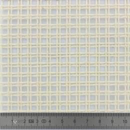 Toile canevas smyrnalaine écru coton 100 - 282