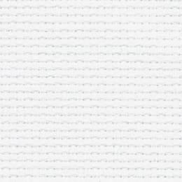 Aïda 5,5 blanc coupon 40/45 - 282