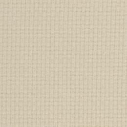 Toile aïda ivoire romance 5,5 points 160cm